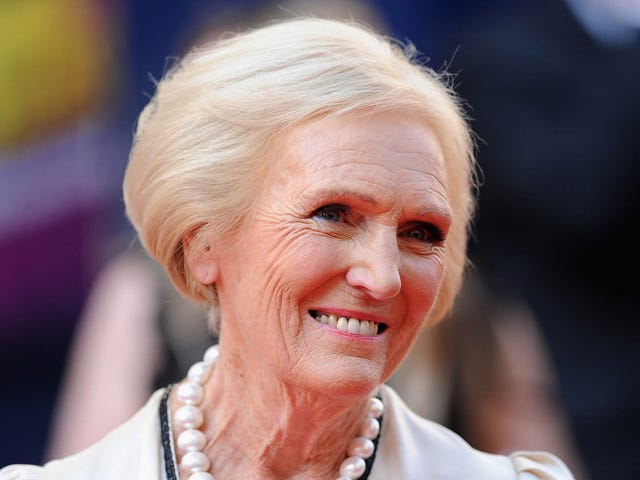 Mary Berry's lawyers not amused by Mary Berry beer