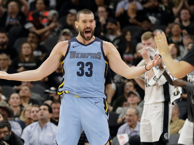 The Memphis Grizzlies, Losers of 17 Straight, Are The True Tank Lords