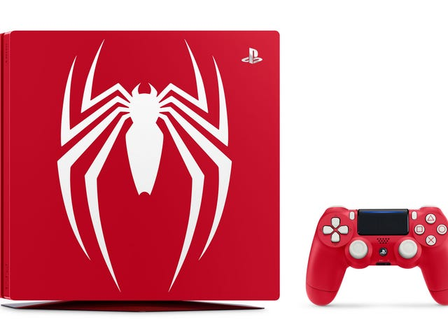 Sony's Spider-Man PS4 Is Very Nice