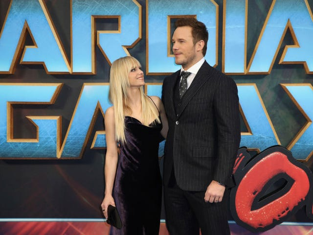 Patti Stanger Claims Anna Faris and Chris Pratt Are Still Living Together