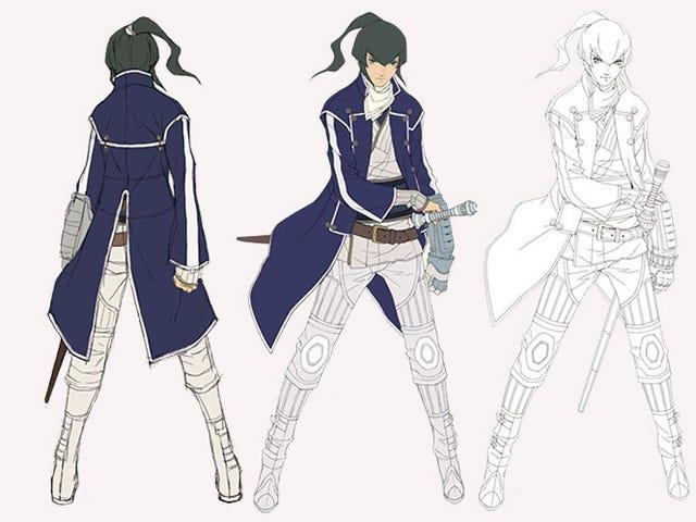 Ang Art Ng Shin Megami Tensei IV