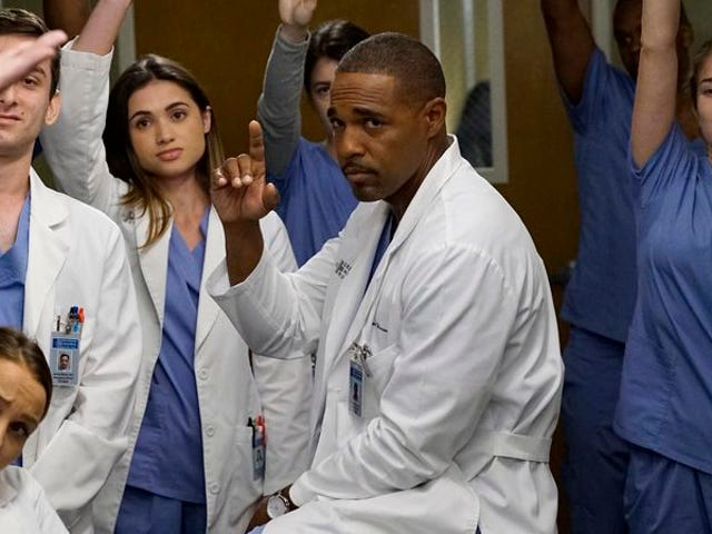 Grey's Anatomy's shakeup shakes up almost nothing