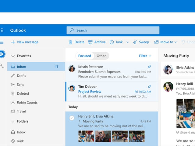 9 Cool Tricks for Outlook.com That You Can't Do in Gmail