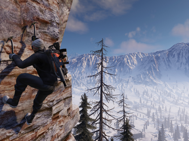 Ring of Elysium Mixes Battle Royale With Winter Sports