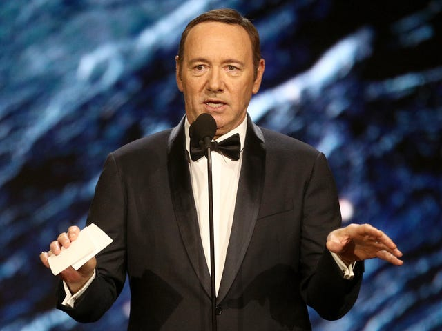 Kevin Spacey Sued by Massage Therapist for Alleged Sexual Assault and Battery