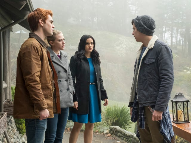 """Riverdale returns, with one important question: """"Are they serious?"""""""