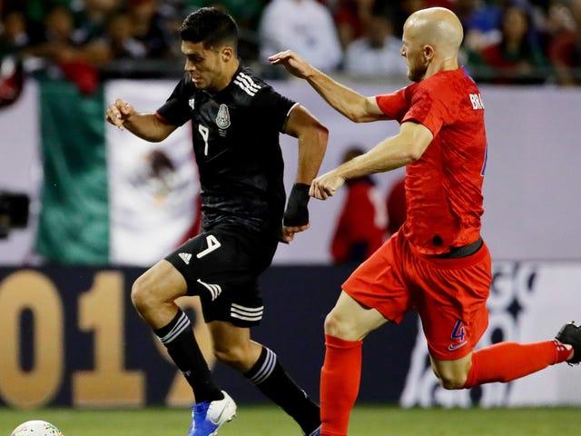 รูปแบบการคัดเลือกฟุตบอลโลกใหม่ของ CONCACAF นั้นใหญ่กว่าและโง่กว่าที่เคย