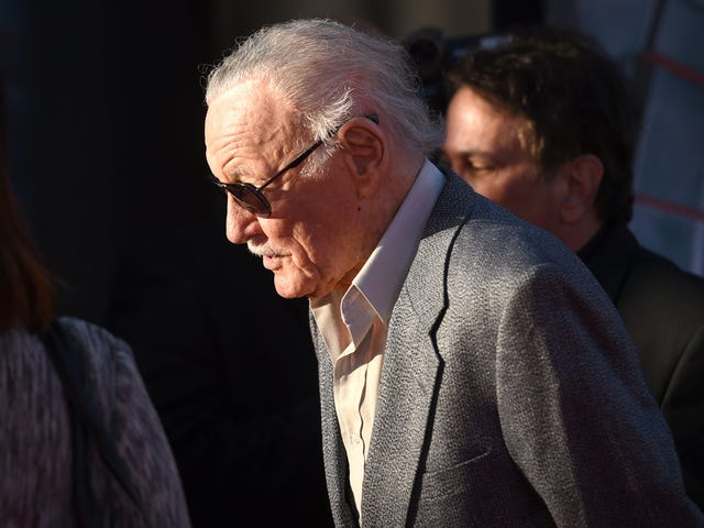 In a New Video, Stan Lee Threatens to Sue Anyone Reporting on Claims of Alleged Elder Abuse
