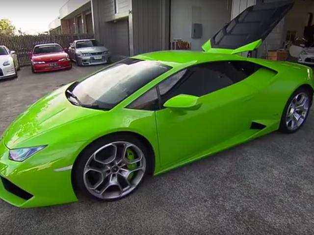 Denne Lamborghini Huracan-driveren utfordret en fin for overdreven støy og vant