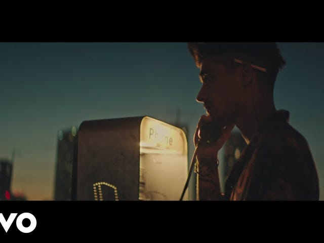 """He visto el video """"Let me Be"""" de Zayn Malik varias veces y todavía no lo entiendo"""