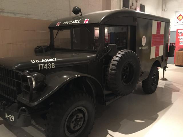 박물관에서의 하루 - 응급 서비스 버전