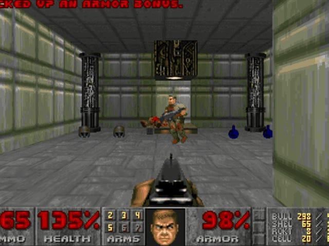 Niespodzianka!  <i>Doom</i> jest wciąż niesamowitą grą