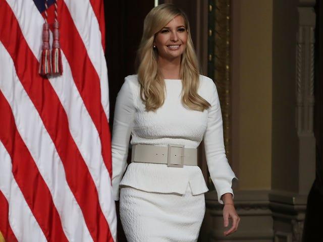 Ivanka Trump olisi voinut olla <i>Bachelorette</i> mutta sen sijaan hän on ensimmäinen tytär