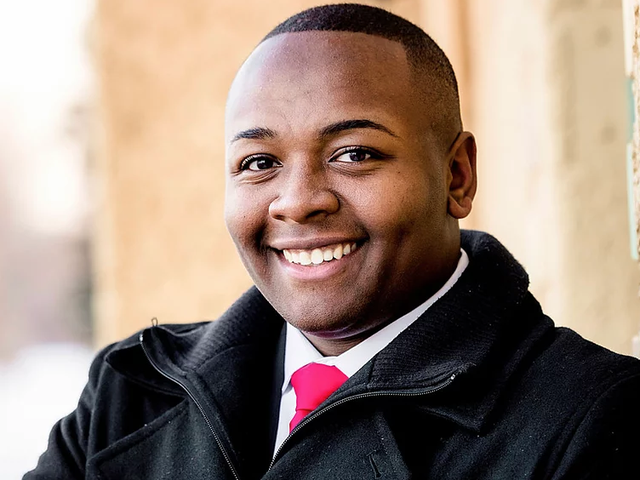 Youngest in Charge: 21-Year-Old Tay Anderson Talks Education, Representation After Winning Denver School Board Seat [Corrected]