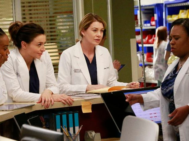 Twelve seasons later, Grey's Anatomy brings back its very first patient