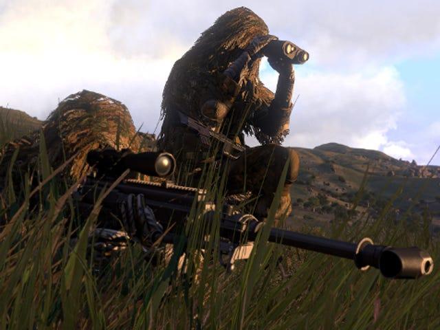 Spelarna gör den mest brutala shootern ännu mer realistiska