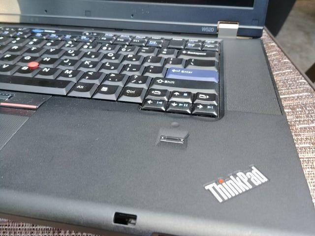 Ny (brugt) Thinkpad er i og meget bedre!  Hvis kun Windows ville spille pænt ...