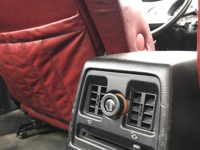Hva er den mest tilfeldige funksjonen på bilen din?