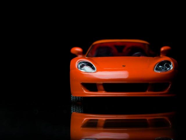Super Sunday - Kyosho Porsche Carrera GT