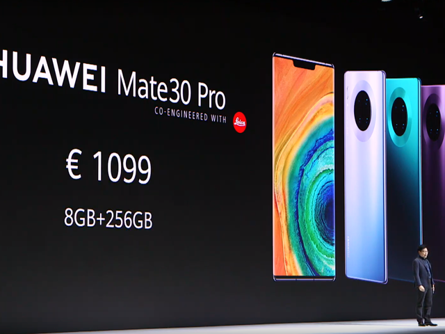 Huawei Mate 30 y Mate 30 Pro Pack Big Cams y Blazing 5G Support