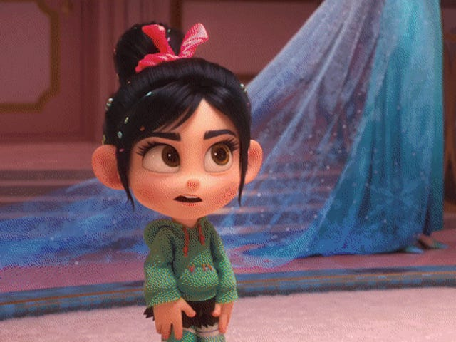 In the New Trailer for <i>Wreck-It Ralph 2</i>, Ralph and Vanellope Meet Your Disney Faves