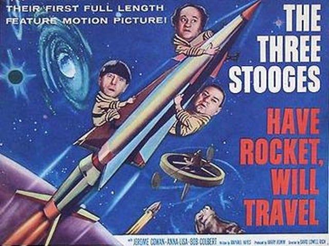 Svengoolie: Have Rocket, Will Travel (1959)