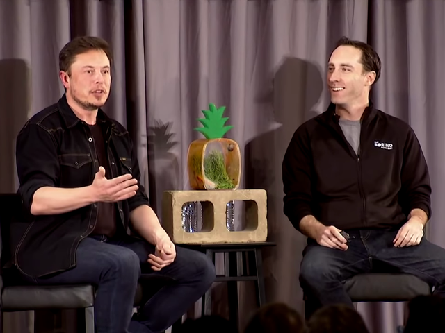 Elon Musk Is Jazzed About Selling Bricks Now