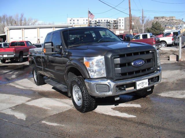 Trevligt pris eller sprickrör: Chris Watts F-250-truck, 18 900 USD