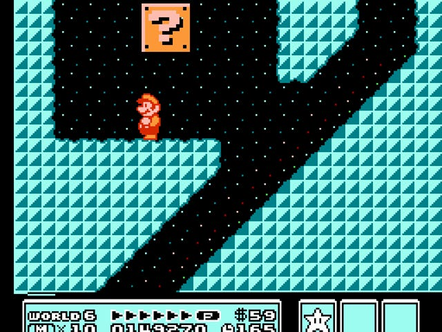Animasi Rarest Dalam Super Mario Bros. 3