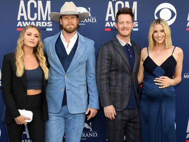 Alle Yeehaw ser på 2019 Academy of Country Music Awards