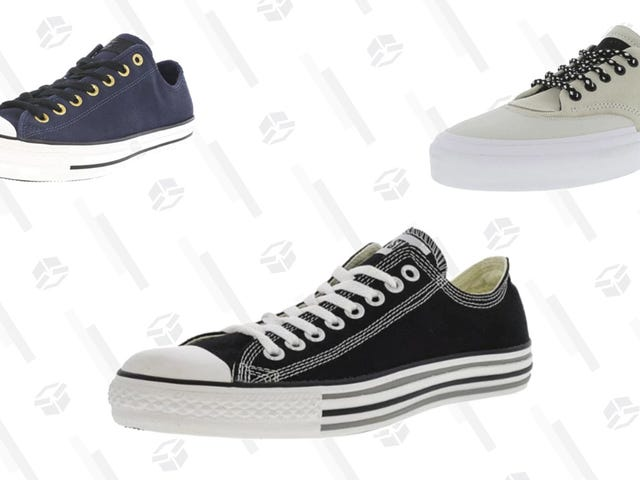 Walk On Down and Get Yourself a Pair of Converse For $30