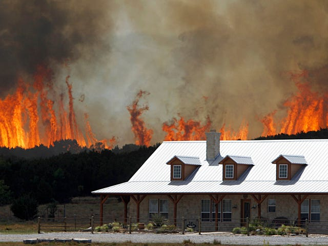 We're Building Millions of Homes in the Line of Wildfires