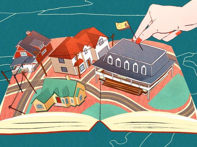 Bienvenue à Noraville, la petite ville du Maryland reconstruite par Nora Roberts