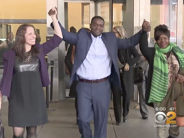 NYC Man Exonerated After Serving 30 Years for Rape He Didn't Commit
