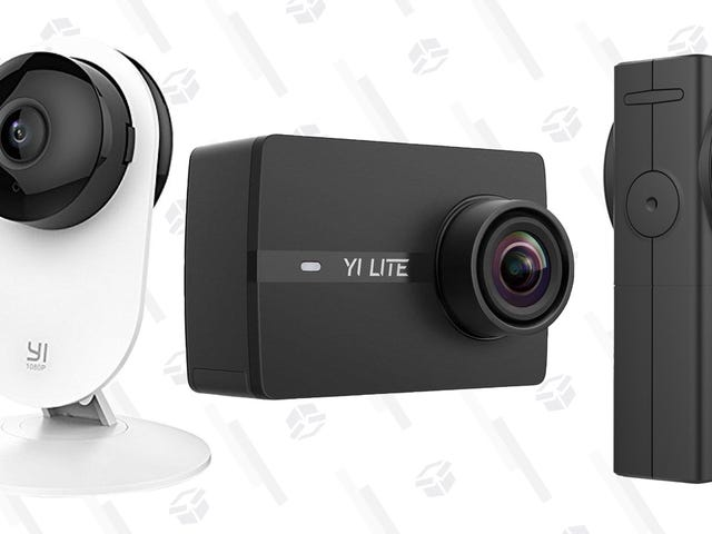 Save On Yi's Popular Security, Dash, and Action Cams For Prime Day