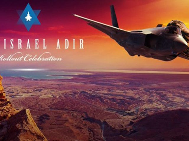 Does Israel Want Us To Fuck This Plane Or What