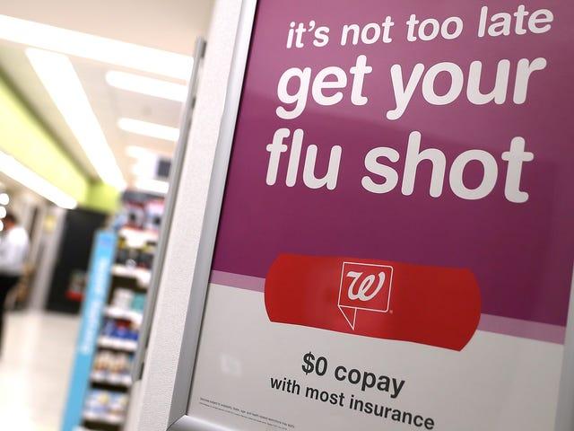 La vacuna contra la gripe es efectiva en un 36 por ciento este año