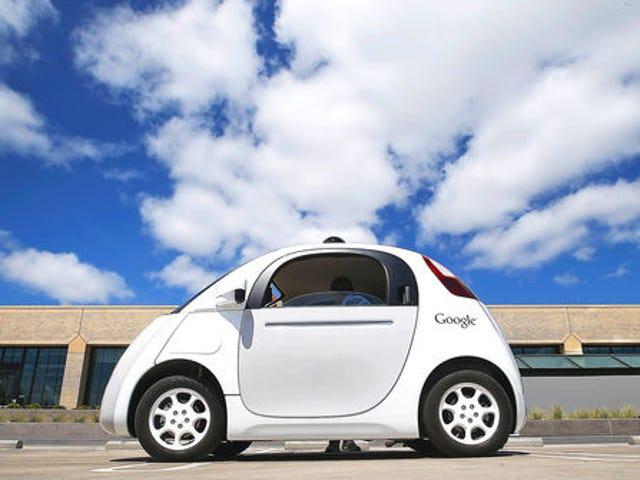Γιατί (τώρα), ρομπότ: Συζήτηση για τα αυτόνομα αυτοκίνητα