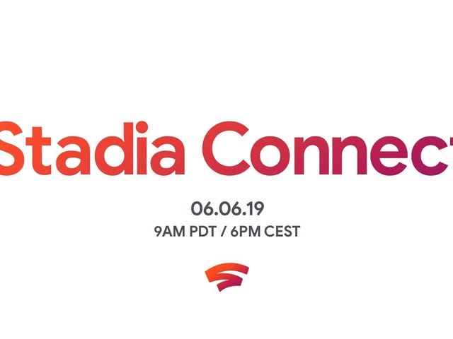 "Google will detail the launch of its cloud gaming platform Stadia via a ""Stadia Connect"" livestream"