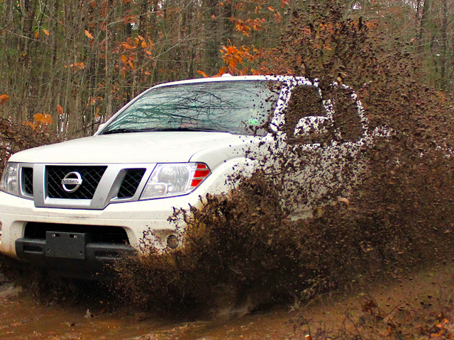 The Nissan Frontier Is Underrated: What I Learned Abusing America's Oldest Pickup Off-Road