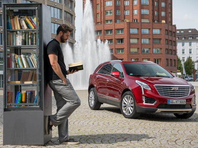Cadillac's Shuttered Subscription Service Is Coming Back