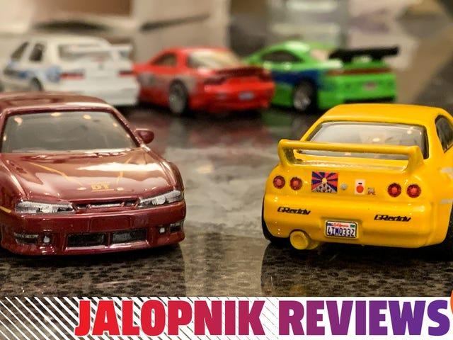 Los Hot Wheels Premium Toys son más divertidos cuanto más cerca te ves