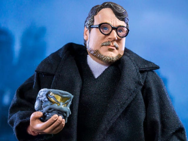 Guillermo del Toro Gets His Own Action Figure