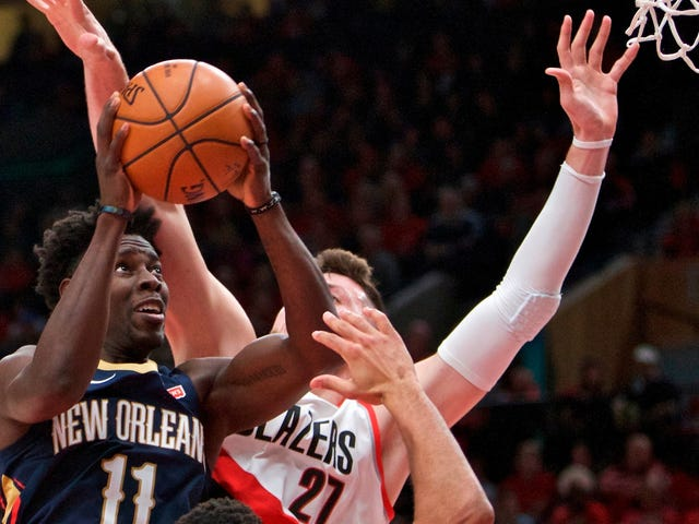Jrue Holiday Decided The Pelicans Would Win (And They Did)