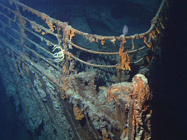 Discovery of the Titanic Was Reportedly Part of a Conspiracy to Find Lost Nuclear Submarines