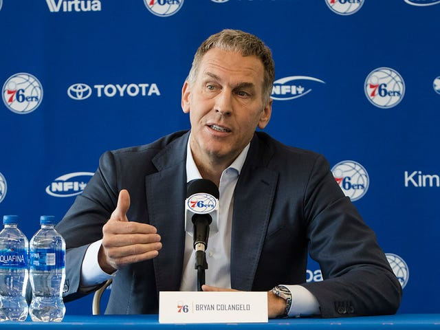 """Bryan Colangelo On His Alleged Burner Accounts: """"Someone's Out To Get Me"""""""