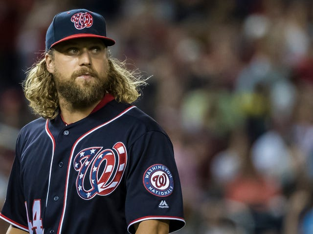 The Nationals Have Finally Freed Themselves From The Curse Of Trevor Rosenthal