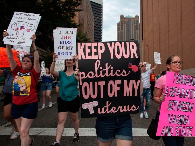 Alabama procureur-generaal maakt geen aantrekkelijk verbod Blokkeren van bijna-abortusverbod
