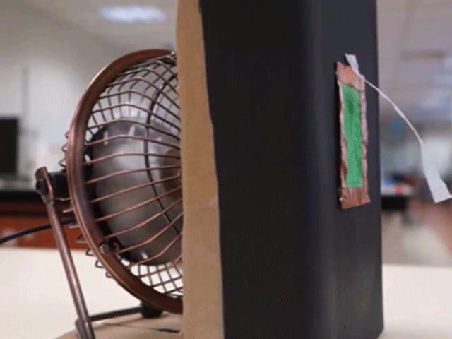 Smog-filtrerende skærme vil gøre vores forurenede fremtid lidt mere tolerabel