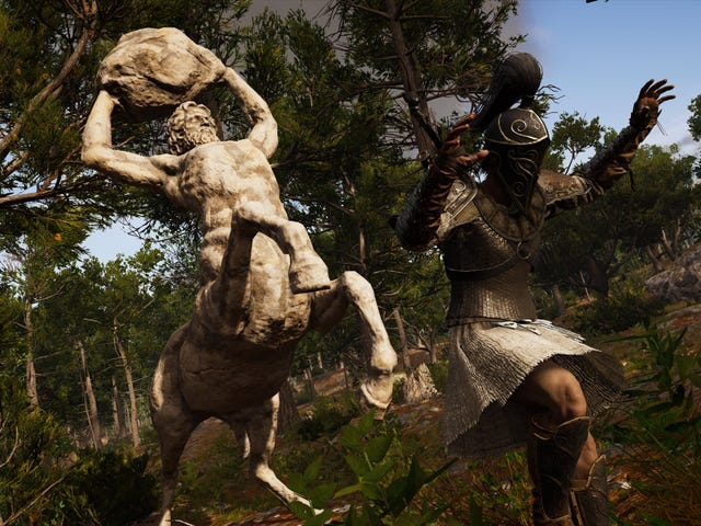 Today's selection of articles from Kotaku's reader-run community: Assassin's Creed Odyssey Is A Weird And Inconsistent Game And I…